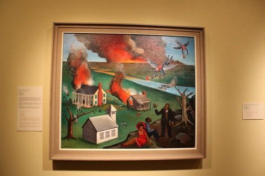 Sinner, What You Gonna Do? by Lamar Baker at Columbus Museum, Columbus GA