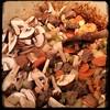 Then se #Cremini #Mushrooms for the #IrishStew w/ #Guinness