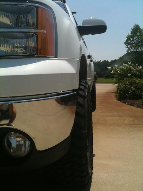 Negative Offset Wheels For Trucks : negative, offset, wheels, trucks, SilveradoSierra.com, Looking, Combo, Wheels/Tires