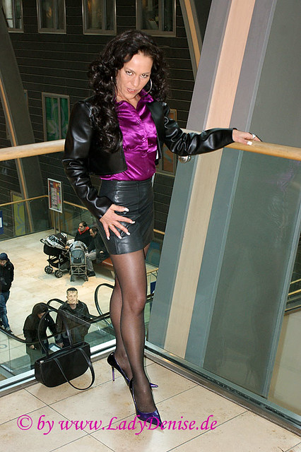 tight leather skirts  a gallery on Flickr