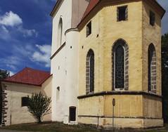 Jílové u Prahy (okres Praha-západ), kostel sv. Vojtěcha