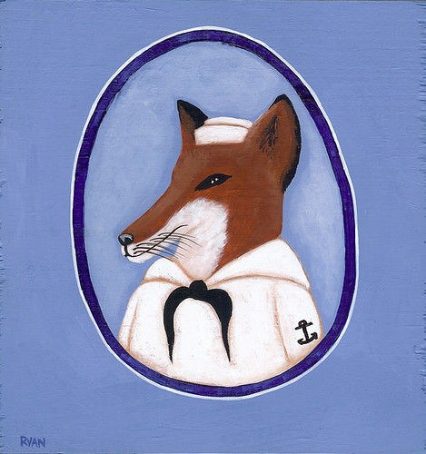 foxy sailor