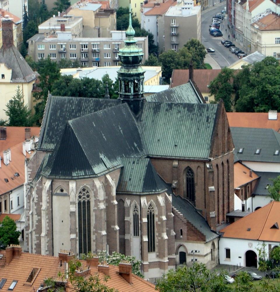 Brno Iglesia de Nuestra Señora de la Asunción Chequia 16