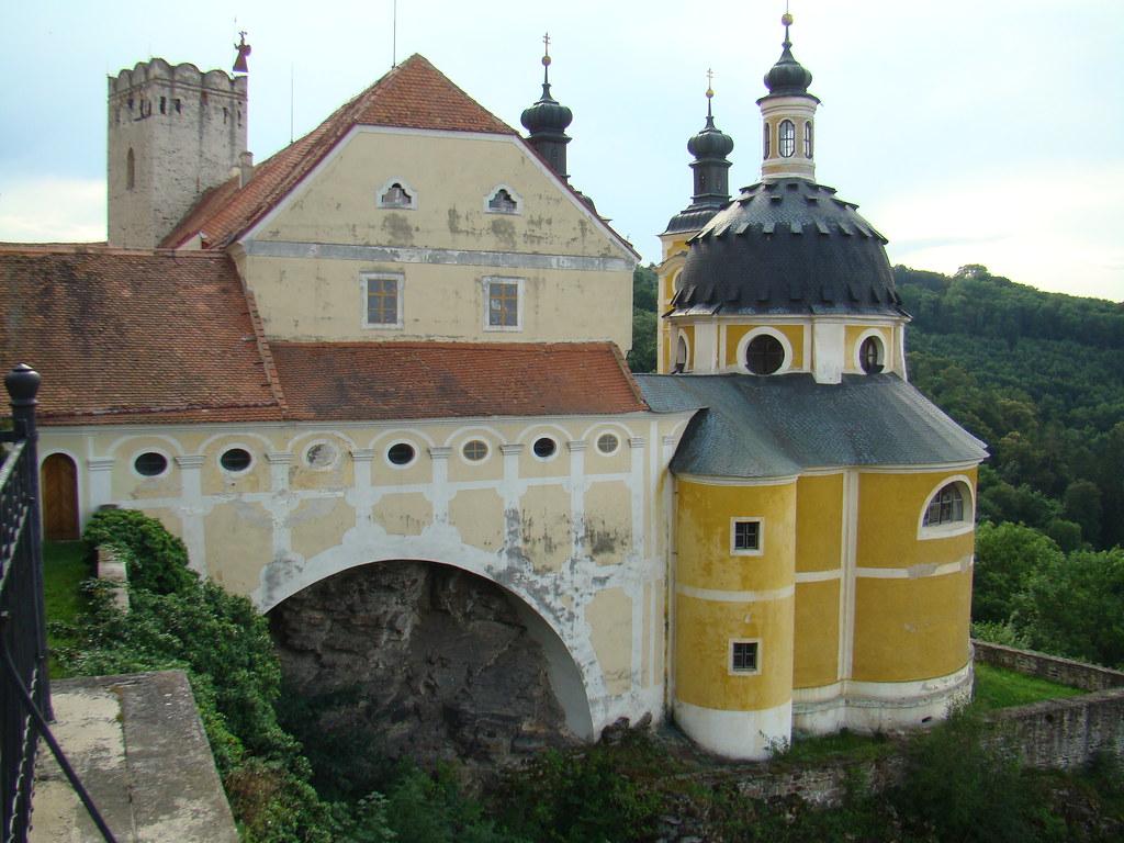 Castillo Vranov Nad Dyji-Chequia  08