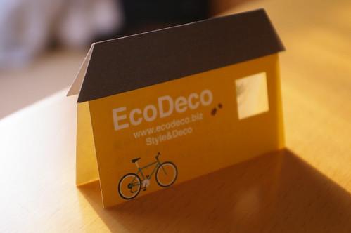 EcoDeco名刺