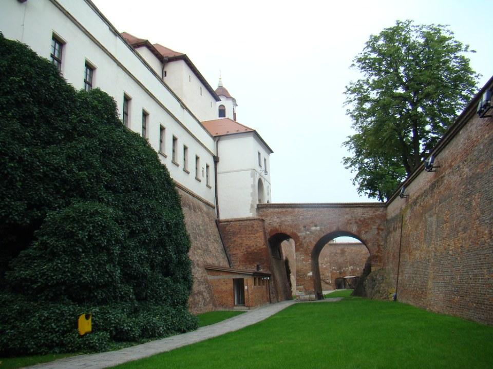 Brno Castillo Spilberk Chequia 01
