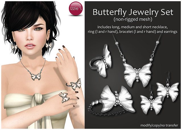 The Boutique (Butterfly Jewelry)