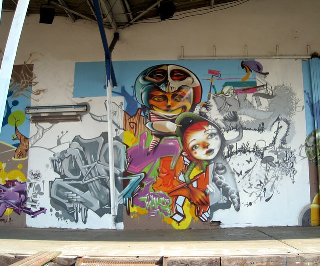 """T""  HECTOR - DANJER - CHIKITA - LE DSRT  toulouse 09"