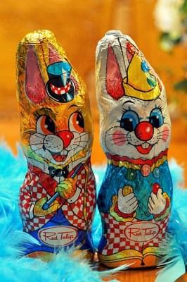 Circus Easter Bunnies