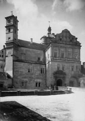 Castle of Pardubice, Bohemia, the Czech Republic