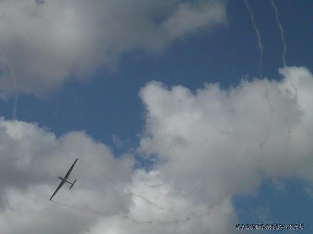 8 P1080859  MORGAN SWIFT S-1 {G-IZII} _ City Airport - 2008 (5th July)
