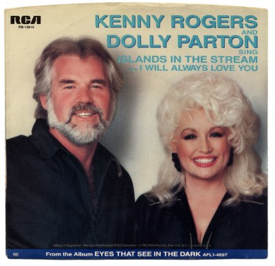 Islands In The Stream, Kenny Rogers & Dolly Parton - a ...
