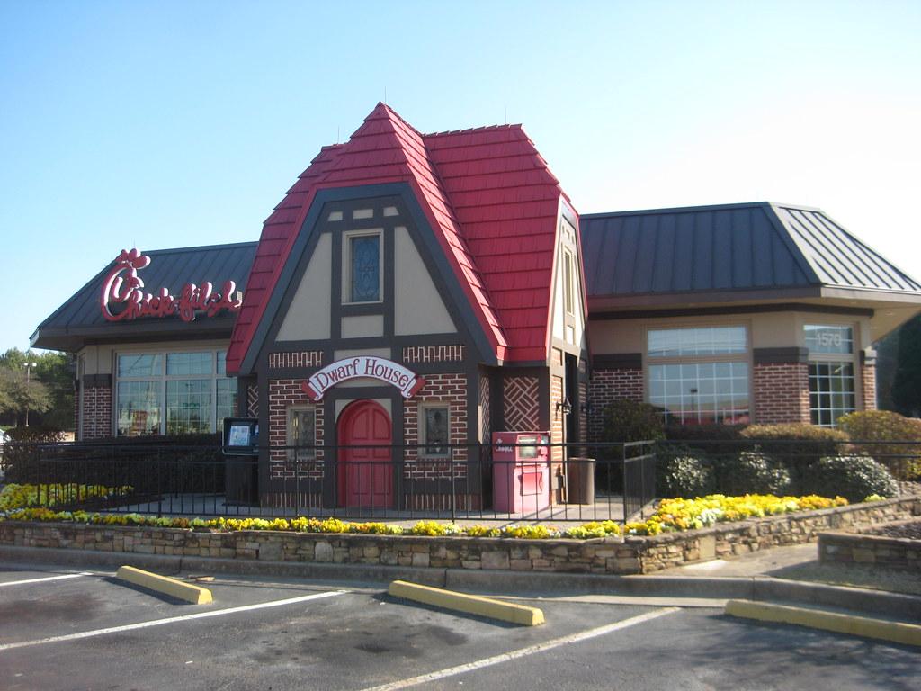 CFA Dwarf House