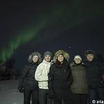 Viajefilos en Tromso, Auroras Boreales 006