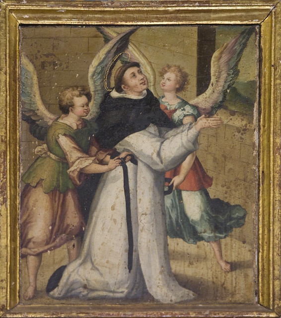 The Chastity of St Thomas