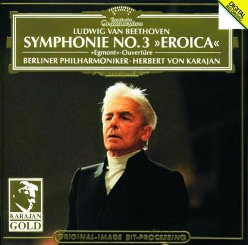 Karajan Gold  Beethoven  Symphonie No 3 Eroica Ouver