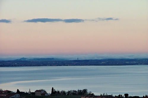 dawn spia d'Italia - torre san martino della battaglia .- 31 march 2010