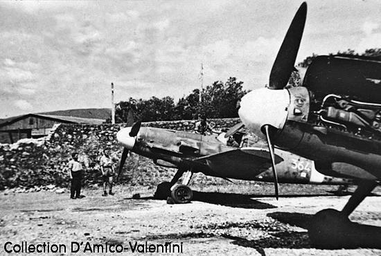 Bf 109 G-4