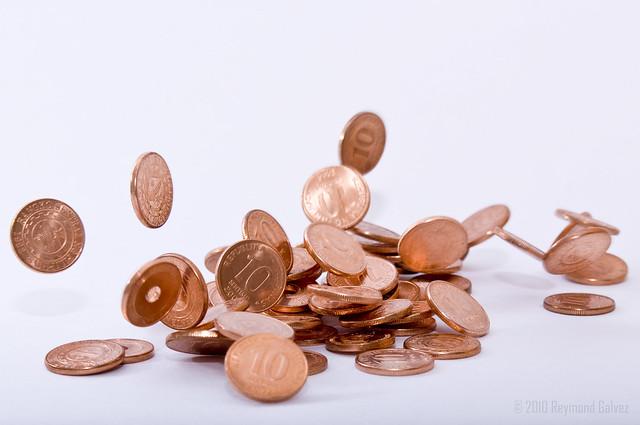 Photo:Coins By:Reymond Galvez