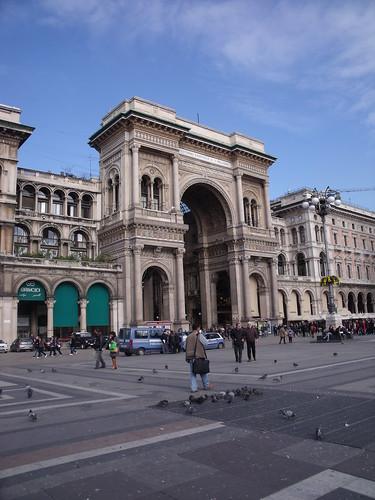 20091112 Milano 21 Piazza del Duomo 11 Galleria Vittorio Emanuele II