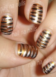 tiger nails - sharing