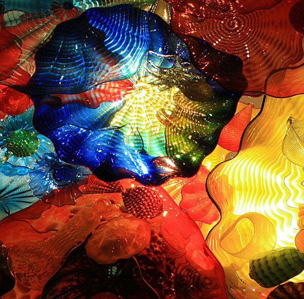 Boston Museum Of Fine Arts - Dale Chihuly Loo