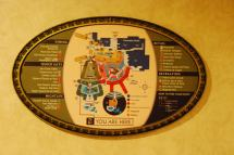 Gaylord Opryland Hotel Map - Sharing