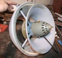 1950 Vornado Fan Clean Cut Creations Vintage Auto Works