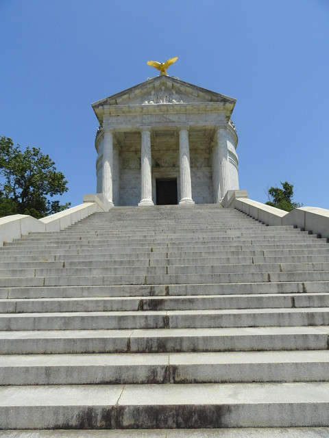 Illinois Monument, Vicksburg National Park