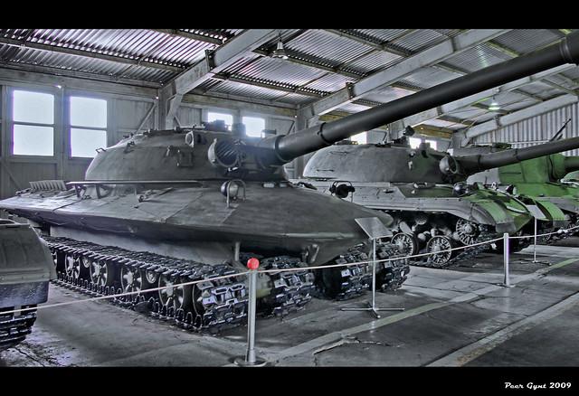 Object 279  279 Kubinka Tank Museum Moscow  Flickr