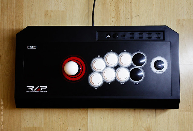 Tutorial : Hori Real Arcade Pro.V3 SA Mod | Celebrating the … | Flickr - Photo Sharing!