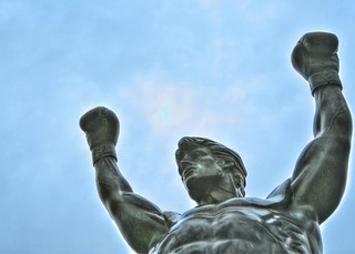 Rocky Balboa  Philadelphia, PA