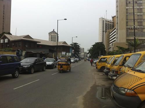 Lagos Island - Nigeria. by Jujufilms
