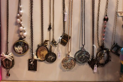 awesome necklaces at LunieShop