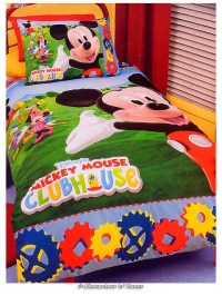 Mickey Mouse Bedding   Flickr - Photo Sharing!