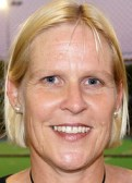 Kedron Wavell Hockey secretary Christine Blanchard