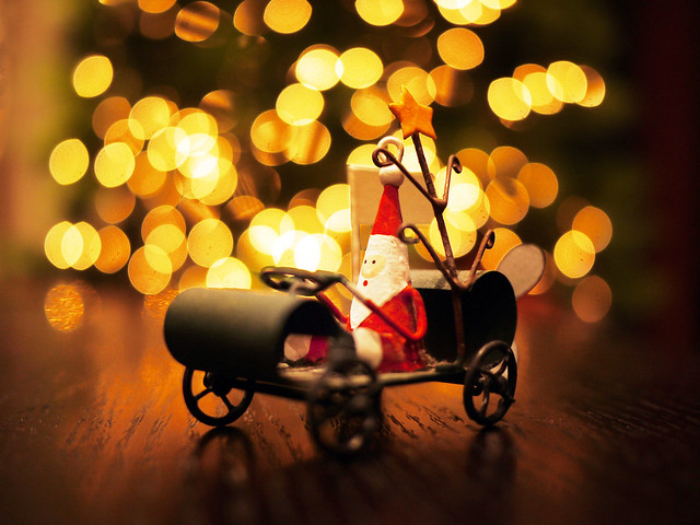 On the 11th day of CHRISTmas.....Santa Came to Town... por Daniel Y. Go