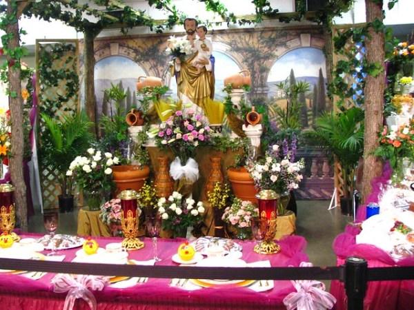 St Joseph39s Table 2010 Holy Cross Church Kansas City