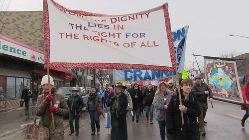 International Women's Day 2014 - Edmonton