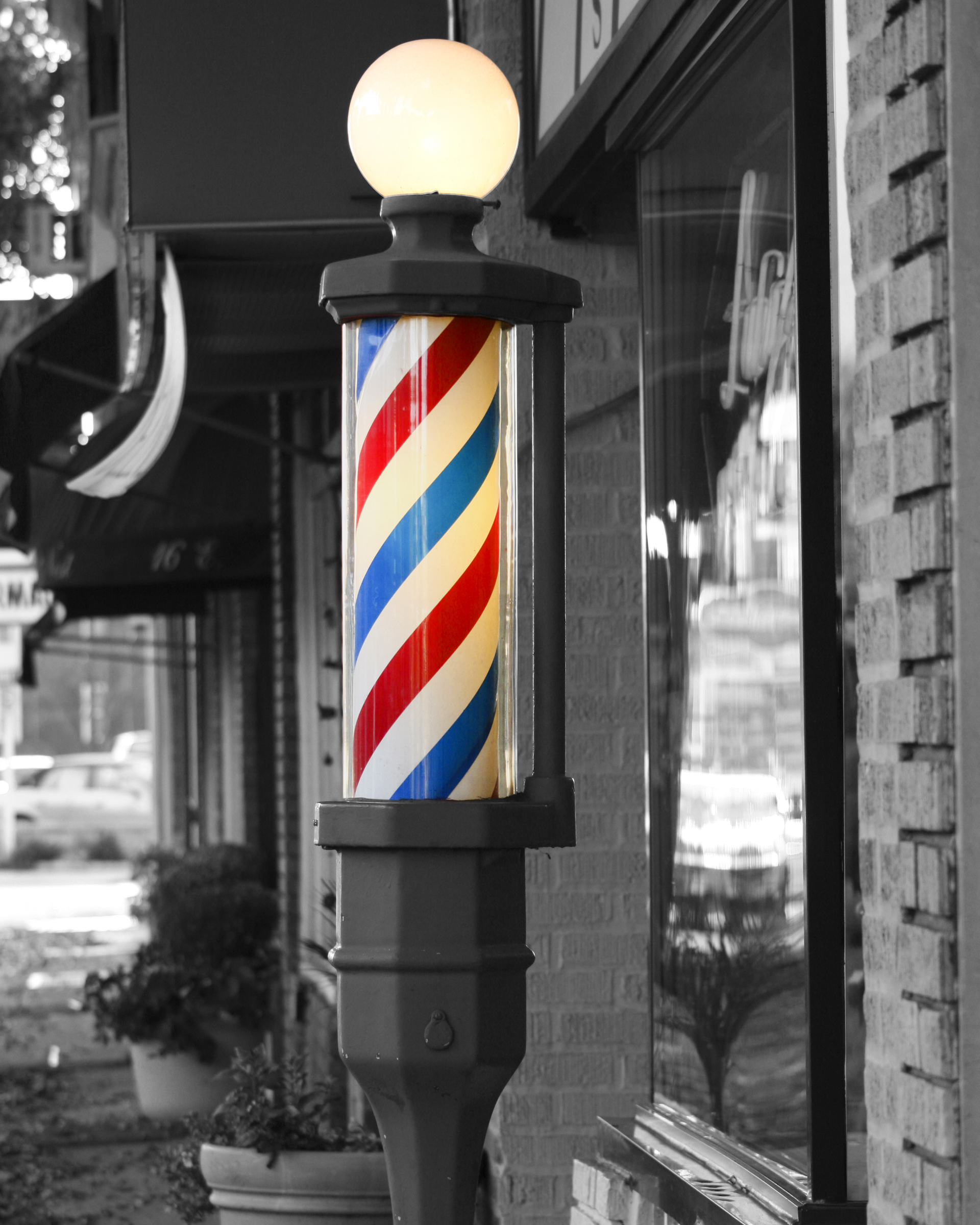 Barber Shop Pole Combo Flickr