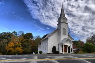 Madison Baptist Church HDR