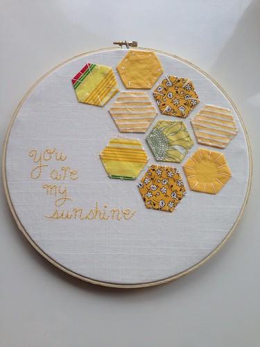 Hexagon sunshine project