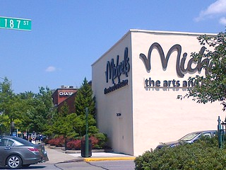 The new Michael's at Fresh Meadows