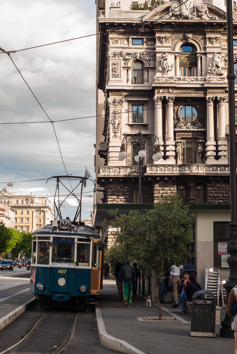 Via Giosué Carducci - Trieste