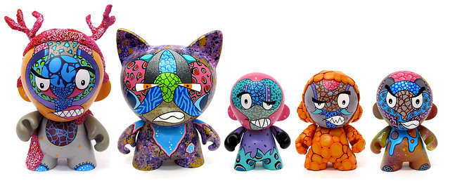 Kidrobot Boulder store release customs