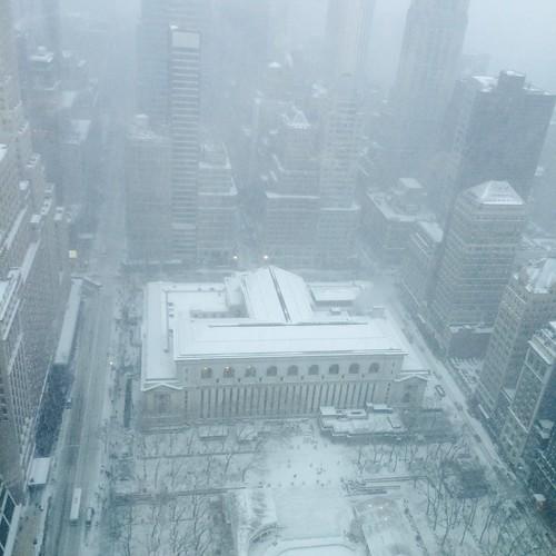 Winter Storm January 2014