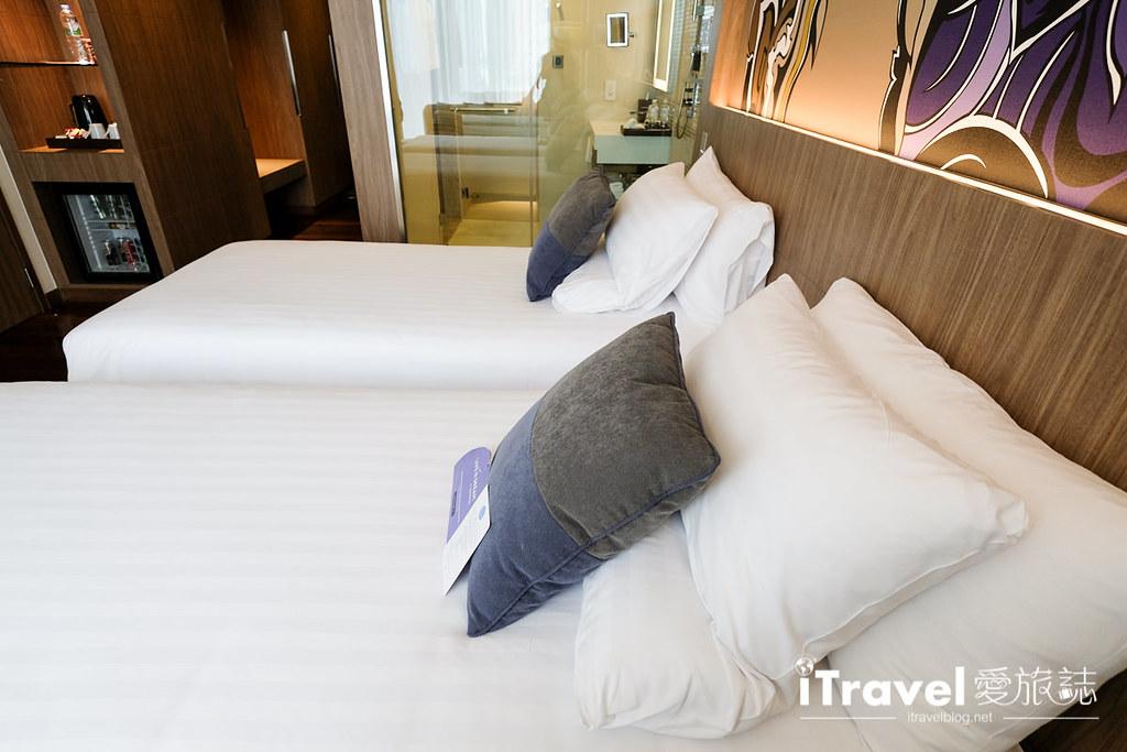 诺富特曼谷素坤逸酒店 Novotel Bangkok Sukhumvit 20 (23)