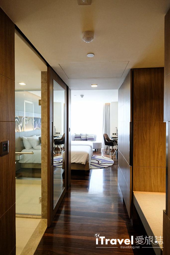 《曼谷酒店推介》诺富特素坤逸20巷酒店:四星级便捷平价酒店