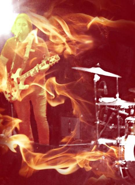 matt on fire