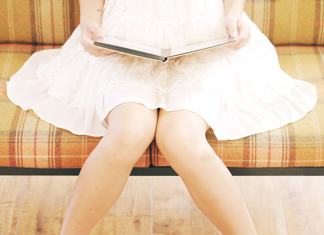 book and you